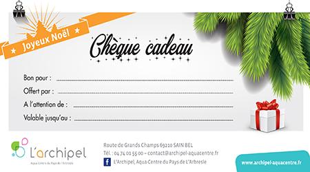 Chèque cadeau - Archipel